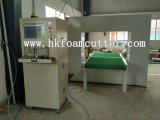 Máquina de estaca rápida vertical de EVA do fio do CNC