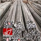 Barre ronde d'acier doux pour le matériau de construction