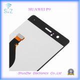 Huawei P9를 위한 본래 지능적인 셀룰라 전화 접촉 스크린 LCD