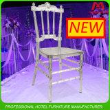 공장 가격 도매 새로운 디자인 공간 가구의 쌓을수 있는 아크릴 결혼식 의자