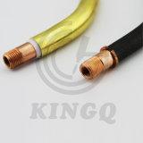 De Hals van de Zwaan van Kingq voor de Toorts van het Lassen van mig van het Merk Tweco