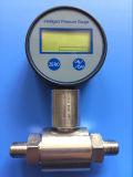 Indicador de Digitas/calibre pressão diferenciais espertos de Digitas para medir os gáss e os líquidos corrosivos Qzp-S9