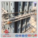 Sistema de encofrado de hormigón para trabajos de construcción de hormigón