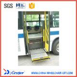 Elevador da cadeira de rodas da série Wl-Step-B-1200 para o barramento