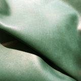 Couro do plutônio do falso para sacos, sapatas Hw-847