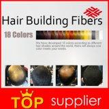 De cheveu de pommade en vrac fibres en gros de construction de cheveu entièrement