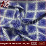 Im Freiengewebe-Ebene druckte Methoden-Ausdehnungs-Gewebe das 92% Polyester8% des Spandex-4