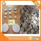 Quente vendendo 1070 Slugs abobadados lisos redondos/ovais/côncavos/do retângulo alumínio