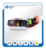 Imprimante de carte de PVC du plastique T12 d'imprimante de carte de la carte de visite professionnelle de visite NFC