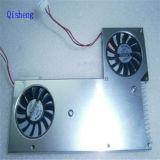 Disipador de calor, con el ventilador