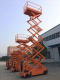 ISO9001 Scissor l'elevatore
