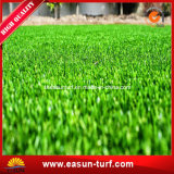 Erba artificiale del tappeto erboso con alta Uv-Resistenza
