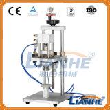 Fácil operar a máquina de friso manual do frasco de perfume