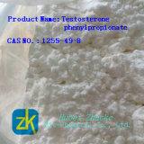 Droghe gialle della polvere dell'ormone steroide di Trenbolone Enanthate