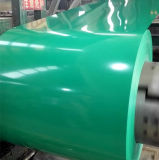 El color cubrió bobinas de acero galvanizadas de China