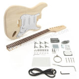 DIY elektrische Gitarren-Gitarren-Installationssatz-/Lp-Art/Gitarren-Hersteller Cessprin Musik (CPEG001)