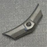 Metallo Rame Aluminium Extrusion processo estruso Parts