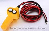 Regulador alejado del alambre para los tornos