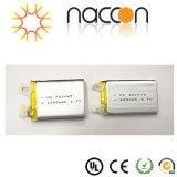 Naccon 재충전용 Li 중합체 건전지