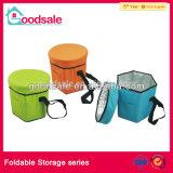 Polyester-faltbarer Speicher-Sitzkühlvorrichtung-Kasten des Normallack-600d für Picknick