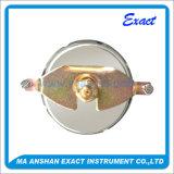 Mesurer-Fournisseur rempli d'huile de pression d'indicateur de pression de support de Mesurer-Panneau de pression