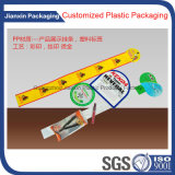 Cadre de PVC d'empaquetage en plastique d'impression de marque