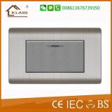 低価格力の調光器のホームのための電気壁スイッチ