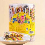 Конфета Lollipop часов досуга радуги трудная