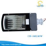 High Power ISO9001 Certified LED Street Lamp Lâmpada de alumínio