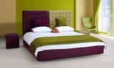 Re Size Bed della mobilia della camera da letto di disegno di modo