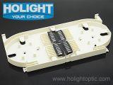12ポートおよび24個のポートのファイバーの光学スプライスカセット