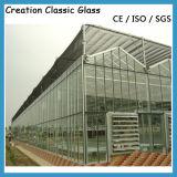 建物、Windowsのための3mm-19mmのゆとりのフロートガラス