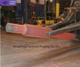 Вал кованой стали Customerized точный подвергли механической обработке CNC, котор
