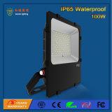 luz de inundación al aire libre de 100W 2700-6500k LED