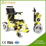 4 кресло-коляска колес 250W управляемая батареей для с ограниченными возможностями
