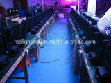 36*15W RGBW+Warm 백색 5in1 LED 이동하는 맨 위 빛