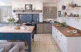 Legno solido di lusso moderno che fa gli armadi da cucina Prima