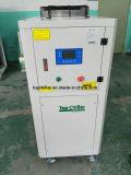 Refrigeratore di acqua industriale raffreddato aria per le macchine di modellatura del colpo