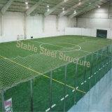 Costruzioni di ginnastica di pallacanestro della costruzione del metallo con basso costo