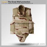صحراء تمويه يشبع حماية صدرة صامد للرصاص