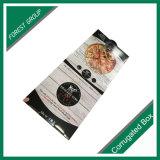 光沢のあるラミネーションの食糧パッケージピザボックス