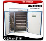 Incubadora automática do ovo da galinha das aves domésticas de Digitas para a venda Bz-1232