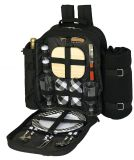 屋外の絶縁されたより涼しいピクニックバックパック袋(MS3139)