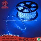 Luces puras comerciales de la cuerda del alambre de cobre 220V 12V LED del departamento al aire libre