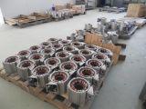 El compresor de aire medio de presión avienta el ventilador de ventilador del extractor