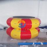 Gioco gonfiabile dell'acqua, giocattoli dell'acqua, trampolino del Bouncer dell'acqua