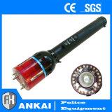 アラーム及び懐中電燈(303)が付いている最も強い自衛の製品はスタン銃を