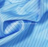 폴리에스테 정전기 방지 직물 (ESD fabric=Electronic 정전 방전 직물)