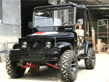 China Supply Black 4 Wheelers Mini Jeep Sports ATV
