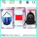 Bags&Luggageは方法デザインで100%年のポリエステルPU/PVCによって塗られた織物のジャカードファブリックを使用した
